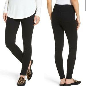 SPANX jean- ish black leggings